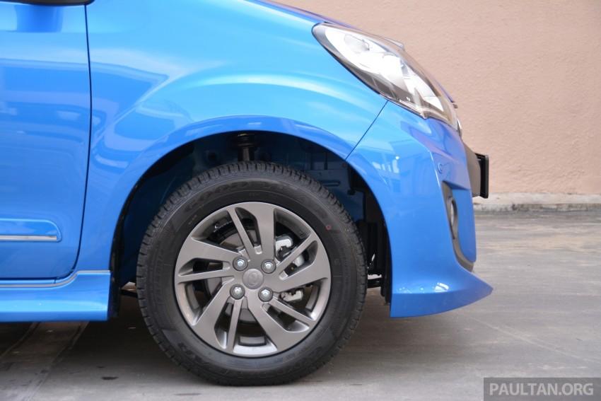 2015 Perodua Myvi – 1.5 Advance vs 1.3 Premium X Image #305018
