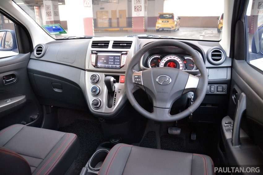 2015 Perodua Myvi – 1.5 Advance vs 1.3 Premium X Image #305023