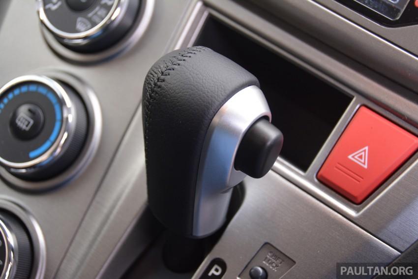 2015 Perodua Myvi – 1.5 Advance vs 1.3 Premium X Image #305028