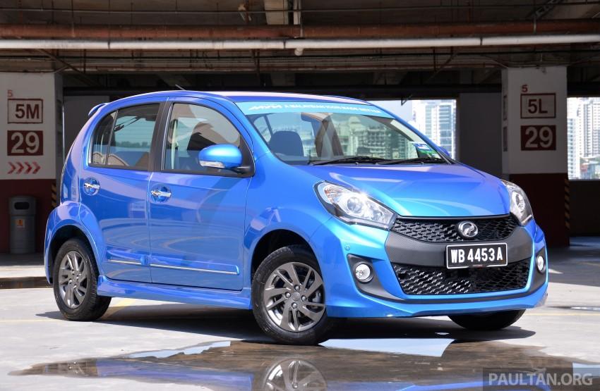 2015 Perodua Myvi facelift – spec-by-spec comparison Image #304666