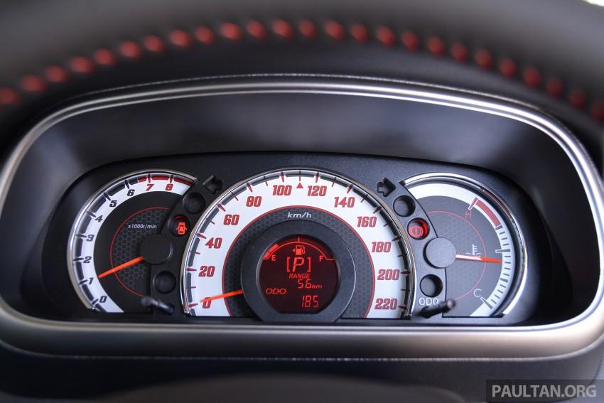 GALLERY: 2015 Perodua Myvi facelift vs Proton Iriz Image #304883