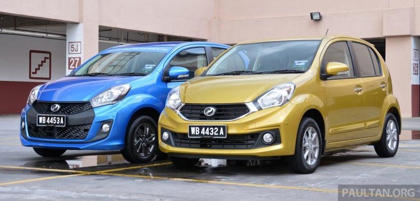 2015 Perodua Myvi – 1.5 Advance vs 1.3 Premium X Image #304978