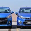 2015_Perodua_Myvi_facelift_vs_Proton_Iriz_ 004