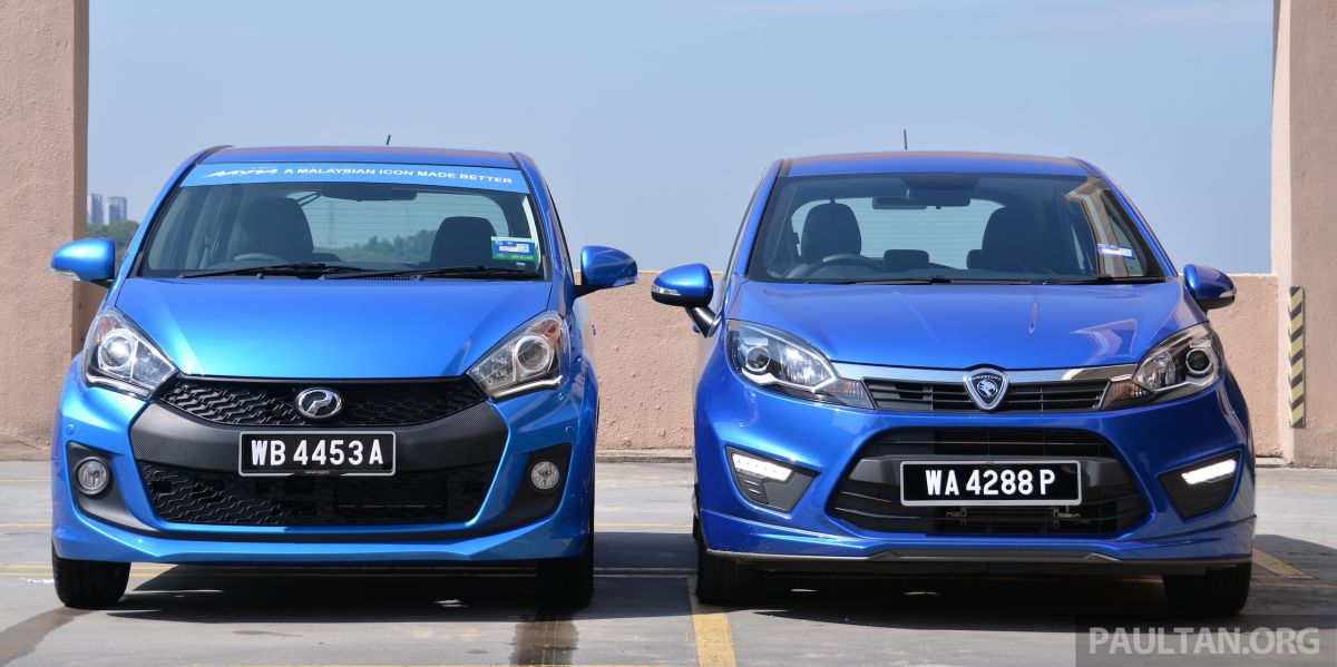 Proton, Perodua could regain market share this year - reports