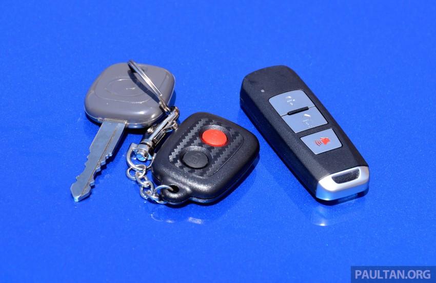 GALLERY: 2015 Perodua Myvi facelift vs Proton Iriz Image #304703