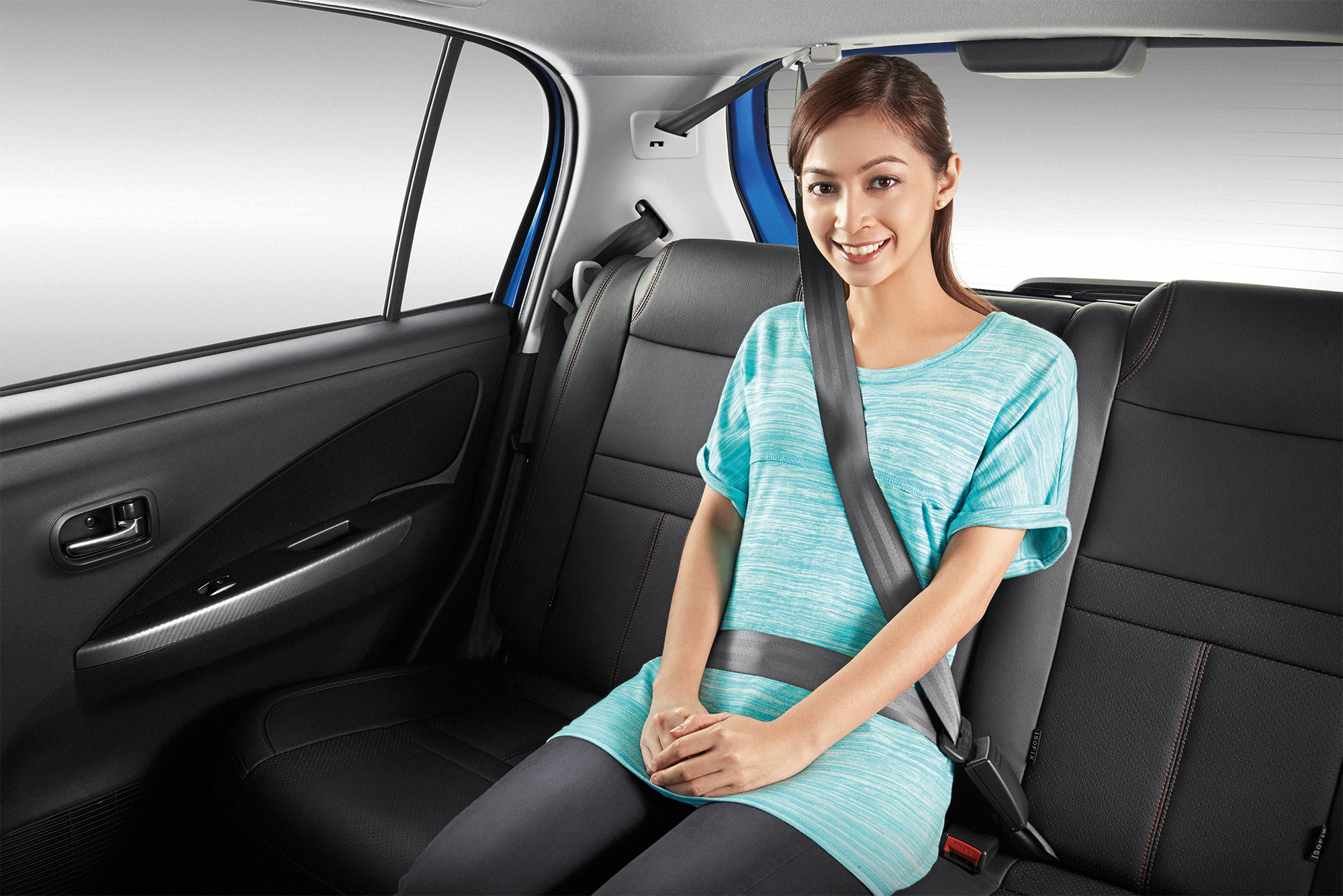Rear Seat Belt Compliance Created Out Of Fear Of Being