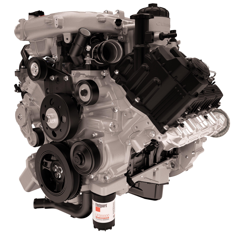 Nissan 5.0 Cummins >> Nissan Titan XD shown – 752 Nm from 5.0 diesel V8 Image 303882