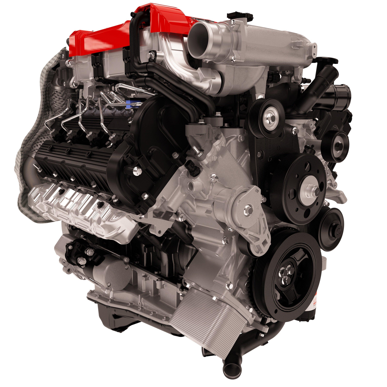 Nissan 5.0 Cummins >> Nissan Titan XD shown – 752 Nm from 5.0 diesel V8 Image 303883