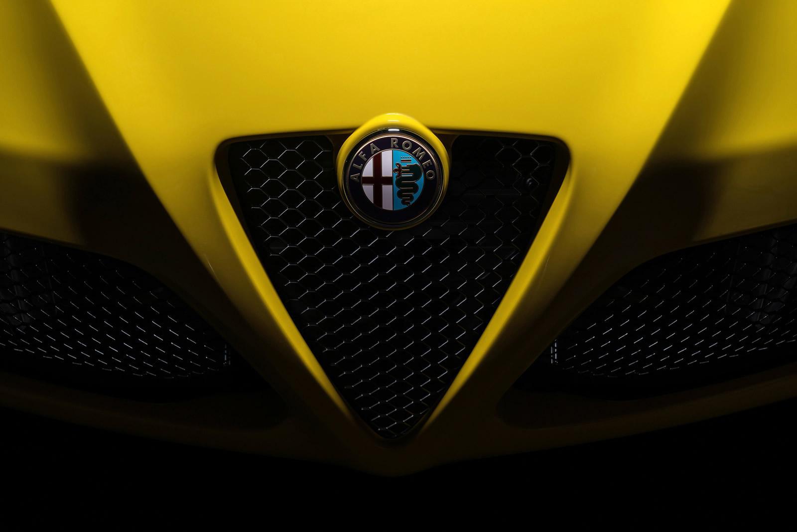 Alfa Romeo 4c >> Alfa Romeo 4C Spider bows at 2015 Detroit Auto Show Image ...