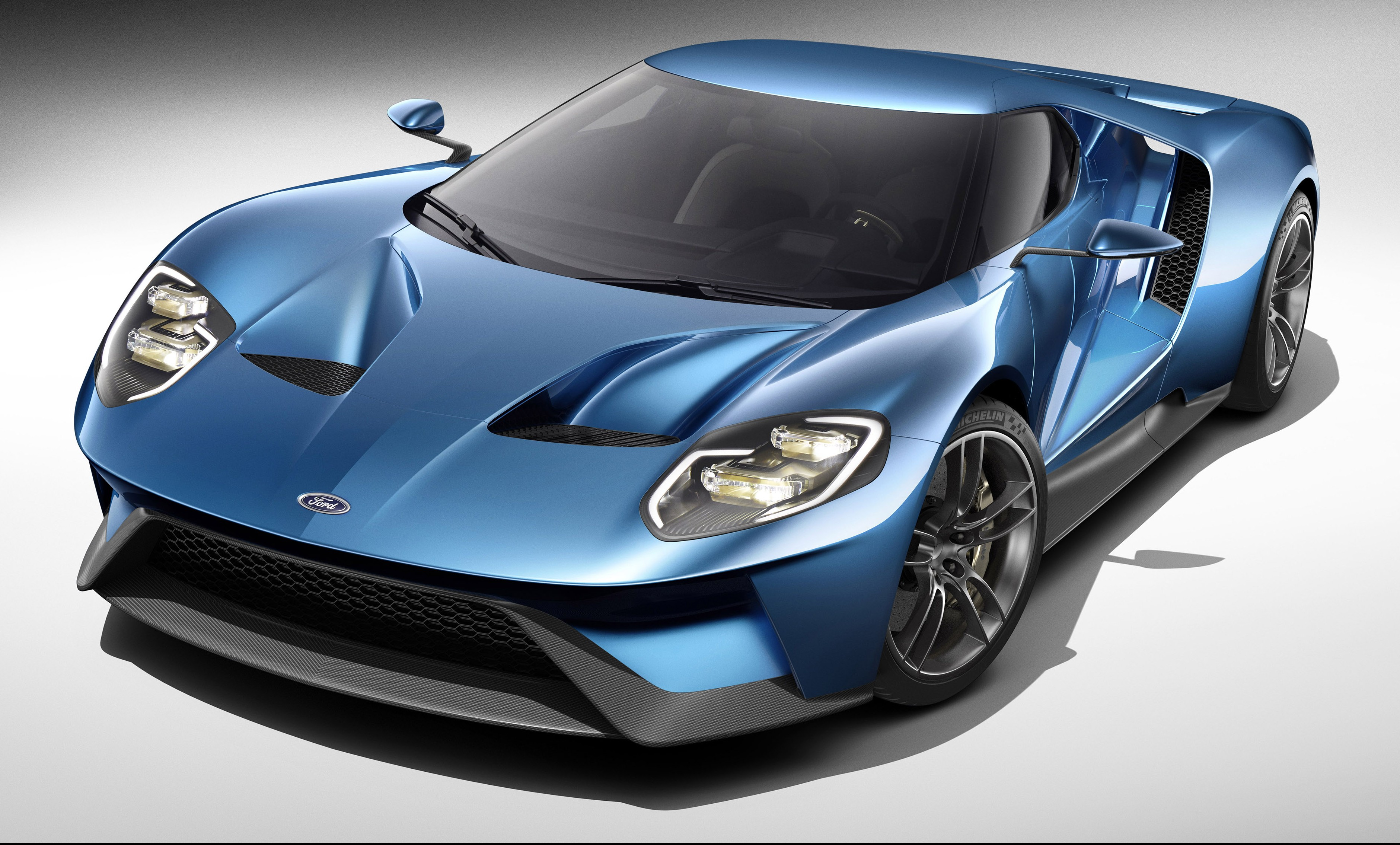 Ford GT roars back to life with 600 hp 3.5 EcoBoost V6 Image #302590