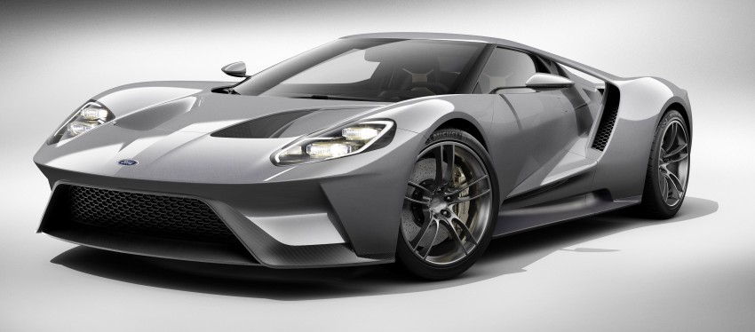 Ford GT roars back to life with 600 hp 3.5 EcoBoost V6 Image #302599