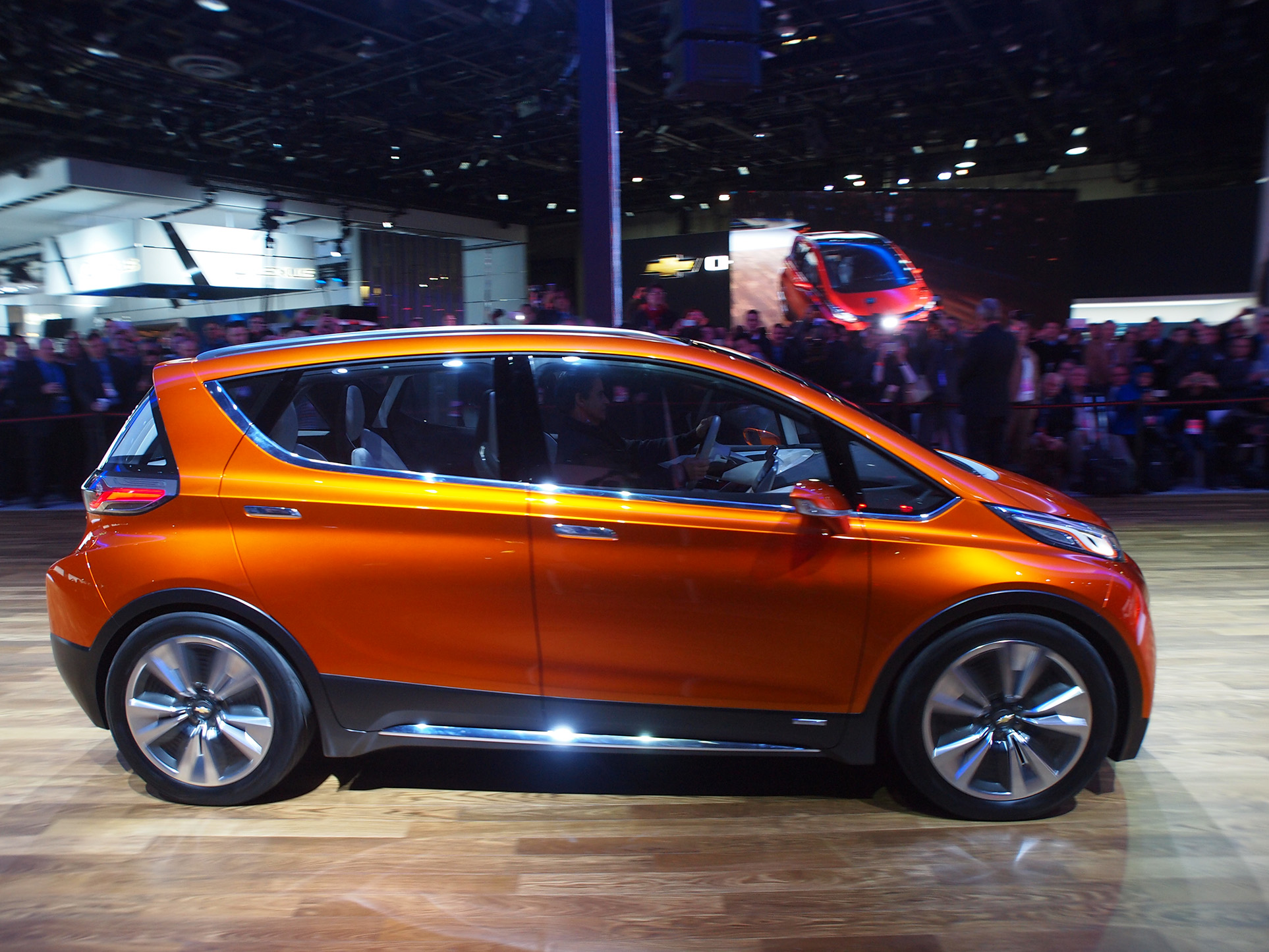 2018 Bolt Ev >> Chevrolet Bolt EV concept – US$30k, 320 km range Paul Tan - Image 302870