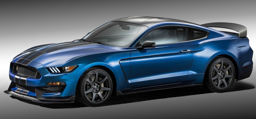 Shelby GT350R – the 5.2 V8 track-ready Ford Mustang Image #302669
