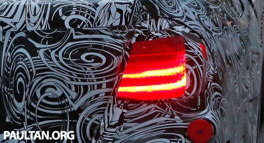 SPIED: Next generation G11 BMW 7-Series revealed Image #299584