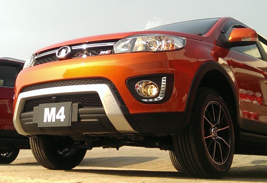 Great Wall M4 – CKD variants officially launched Image #307090