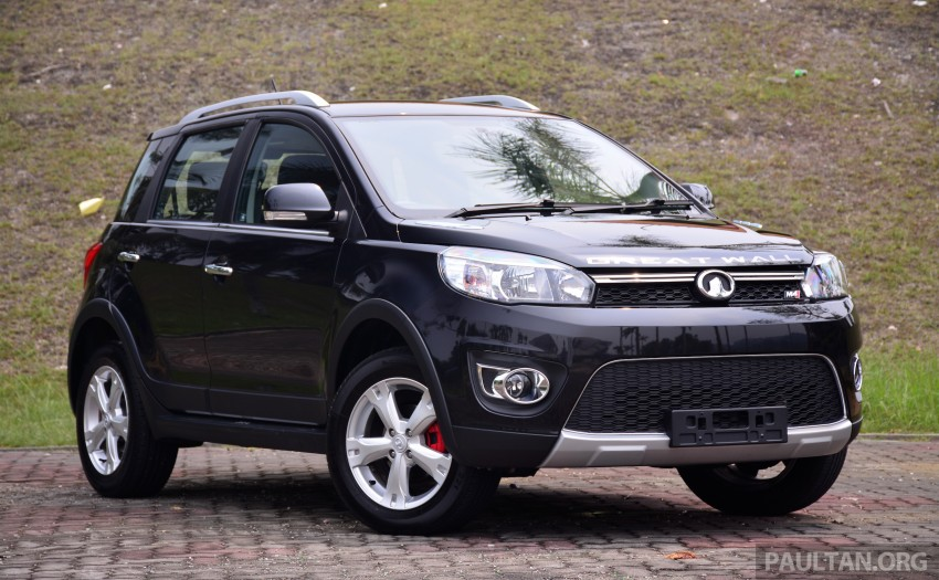 Great Wall M4 – CKD variants officially launched Image #306980