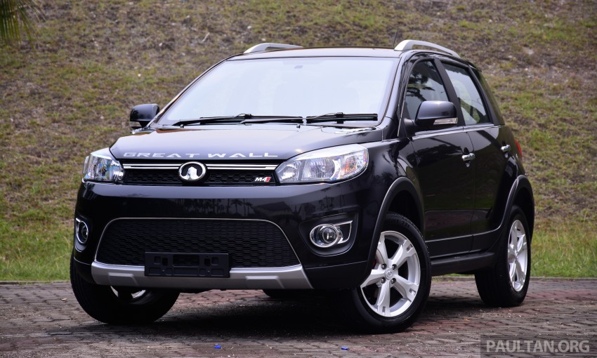 Great Wall M4 – CKD variants officially launched Image #306981