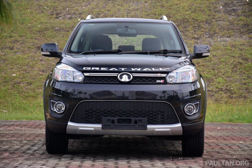 Great Wall M4 – CKD variants officially launched Image #306986