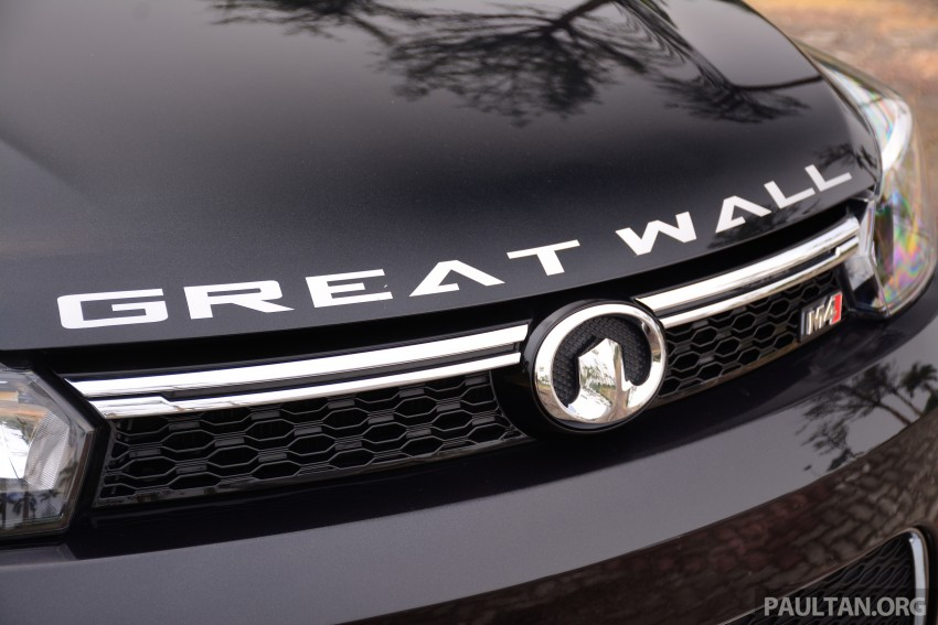 Great Wall M4 – CKD variants officially launched Image #306994