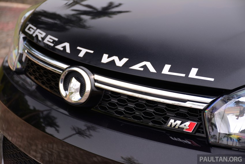 Great Wall M4 – CKD variants officially launched Image #306995