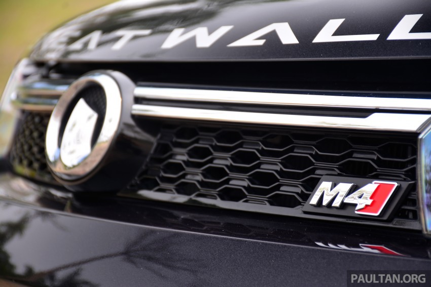 Great Wall M4 – CKD variants officially launched Image #306996