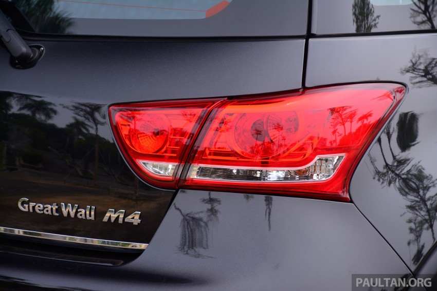 Great Wall M4 – CKD variants officially launched Image #307015