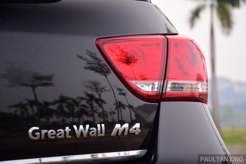 Great Wall M4 – CKD variants officially launched Image #307018
