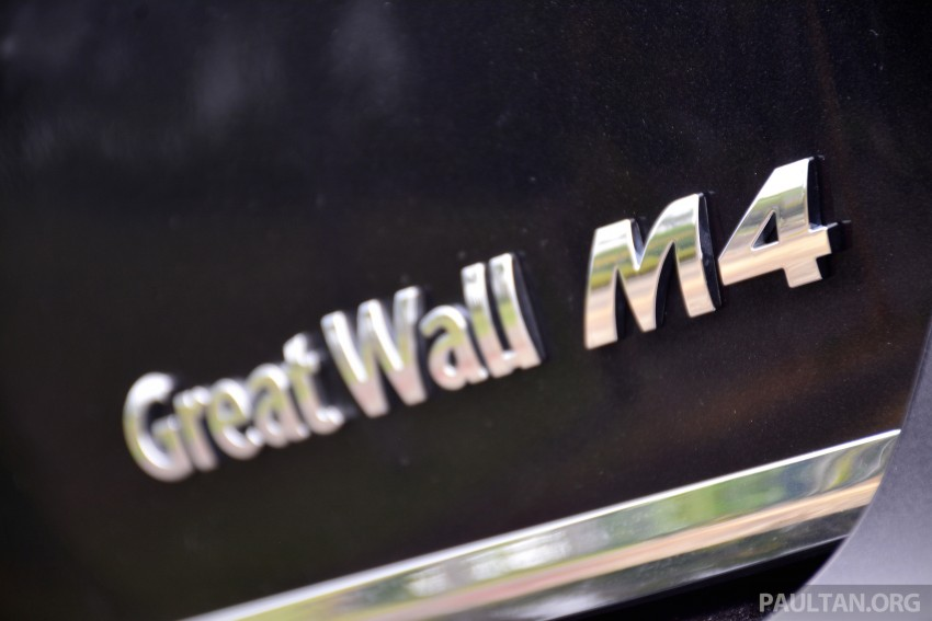 Great Wall M4 – CKD variants officially launched Image #307019