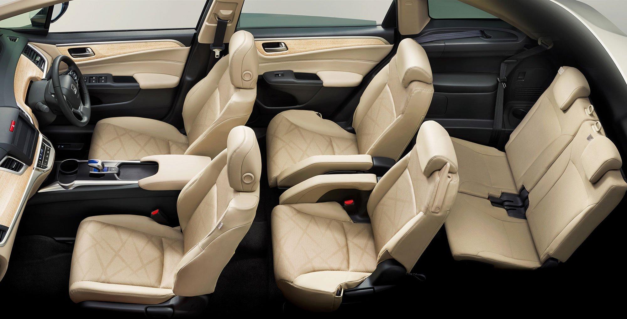 Honda Jade Hybrid 6 Seater Mpv Launching In An Image 301231