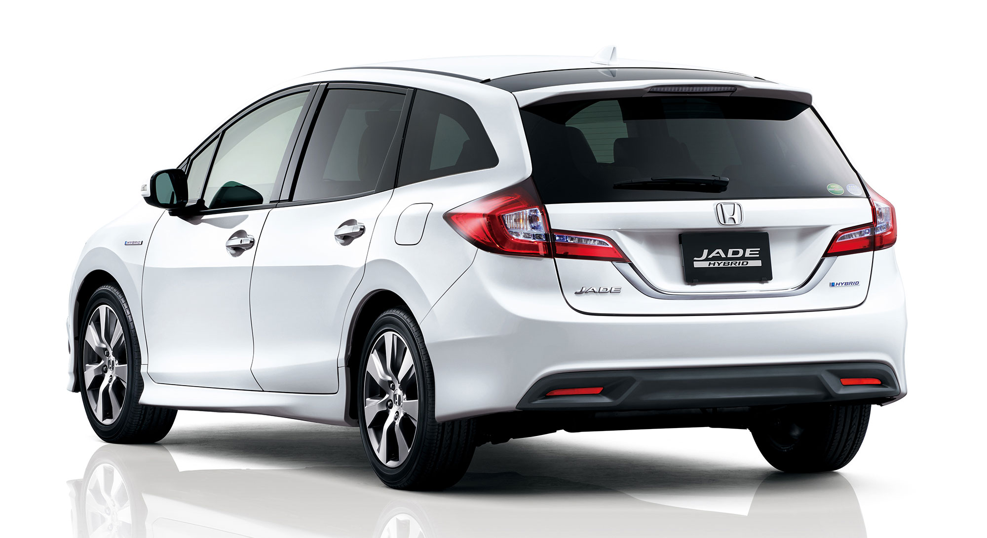 Honda Car Models >> Honda Jade Hybrid – 6-seater MPV launching in Japan Image 301232