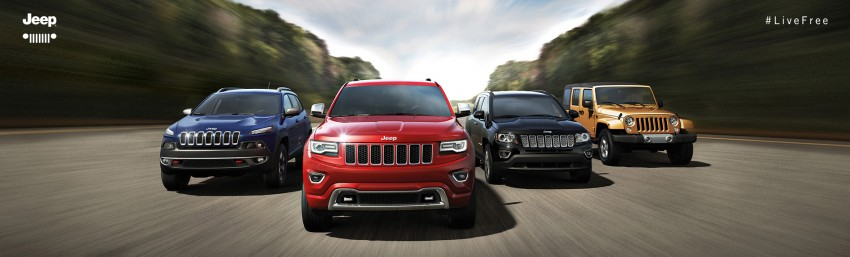 AD: Jeep Freedom is Here 2015 – enjoy test drives, free 1 year road tax and insurance, 1.88% interest rate Image #307624