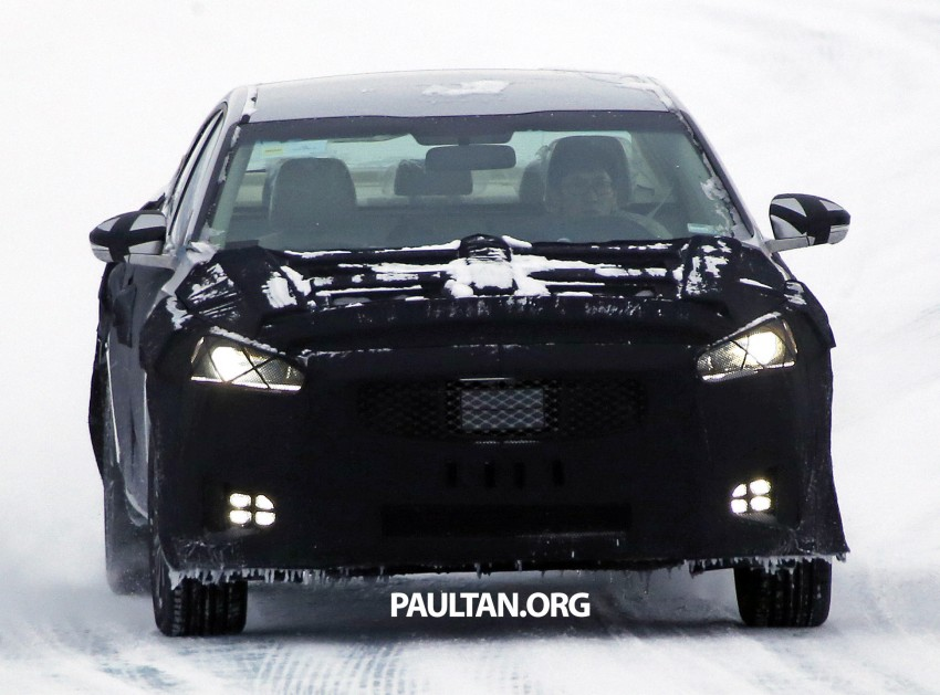 2016 Kia Optima to debut in April with sharper styling Image #309972