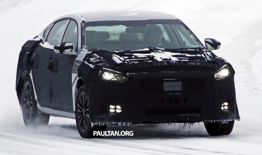 2016 Kia Optima to debut in April with sharper styling Image #309971