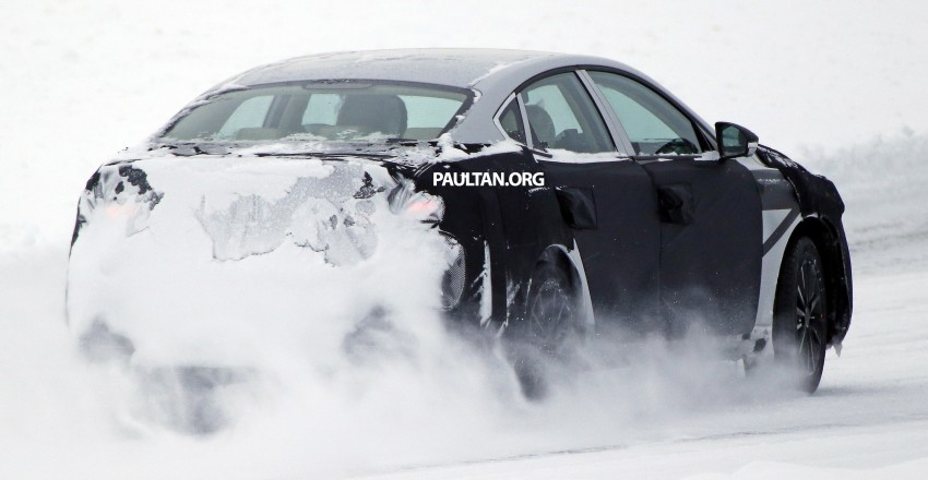 2016 Kia Optima to debut in April with sharper styling Image #309963