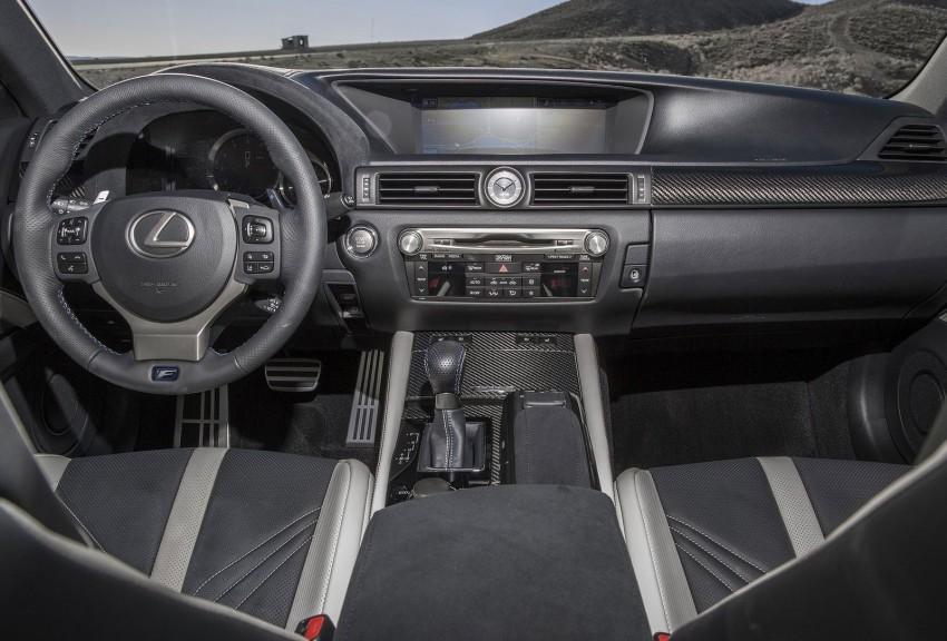 Lexus GS F –  477 PS super sedan makes Detroit debut Image #303322