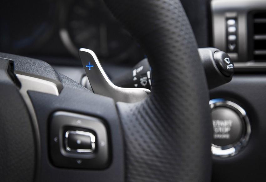 Lexus GS F –  477 PS super sedan makes Detroit debut Image #303344