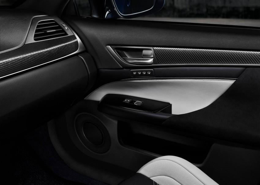 Lexus GS F –  477 PS super sedan makes Detroit debut Image #303345
