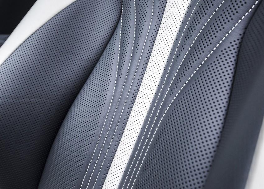 Lexus GS F –  477 PS super sedan makes Detroit debut Image #303347