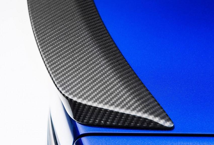 Lexus GS F –  477 PS super sedan makes Detroit debut Image #303348