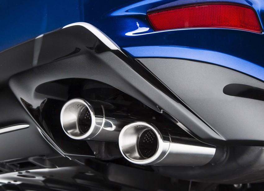 Lexus GS F –  477 PS super sedan makes Detroit debut Image #303351