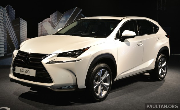 Gst Updated Lexus Prices Decrease Of Up To Rm14k