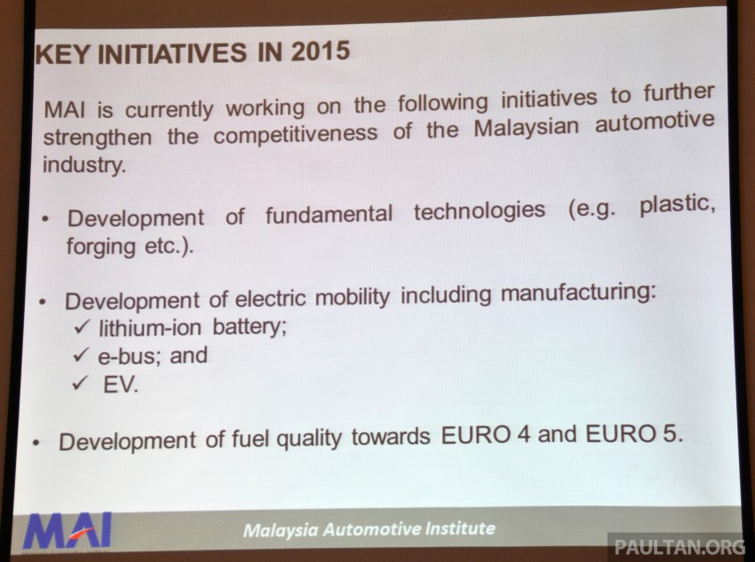 Malaysia Automotive Institute 2014/15 review, insight Image #302356
