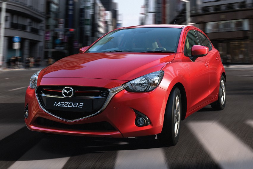 2015 Mazda 2 1.5 launched – hatch and sedan, RM88k Image #306044