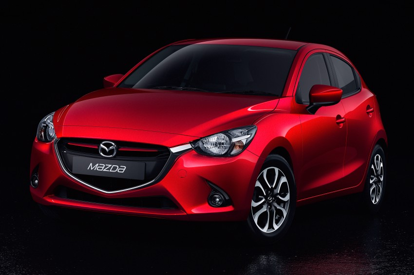 2015 Mazda 2 1.5 launched – hatch and sedan, RM88k Image #306047