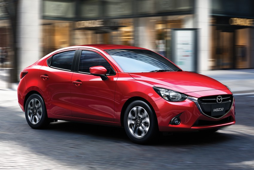 2015 Mazda 2 1.5 launched – hatch and sedan, RM88k Image #306052