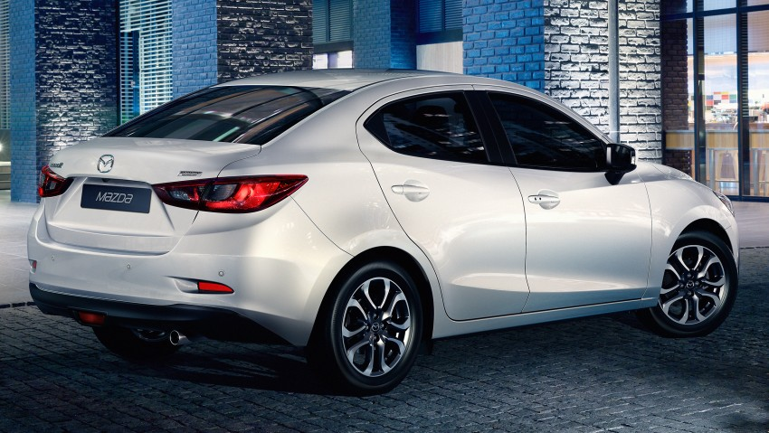 2015 Mazda 2 1.5 launched – hatch and sedan, RM88k Image #306054
