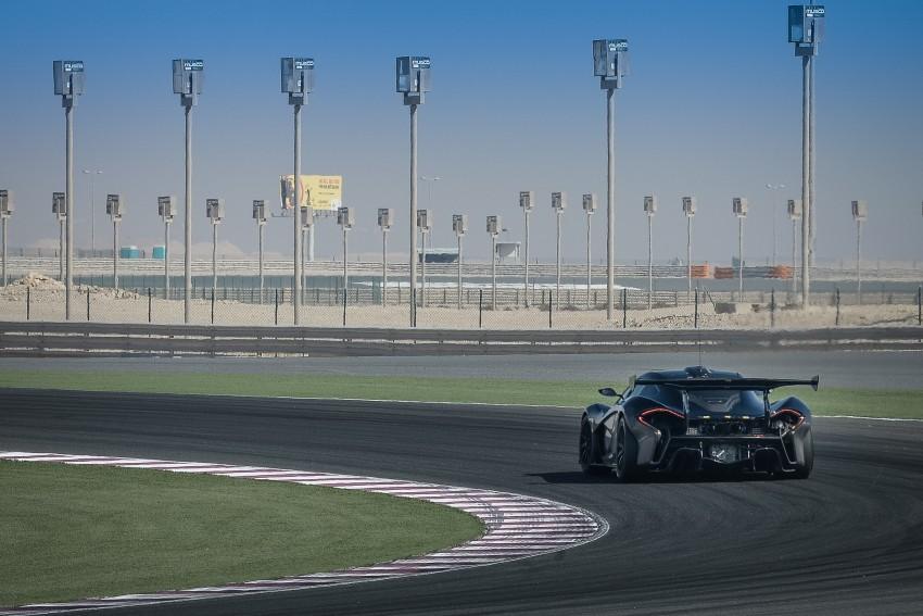 McLaren P1 GTR – production track monster teased Image #304584