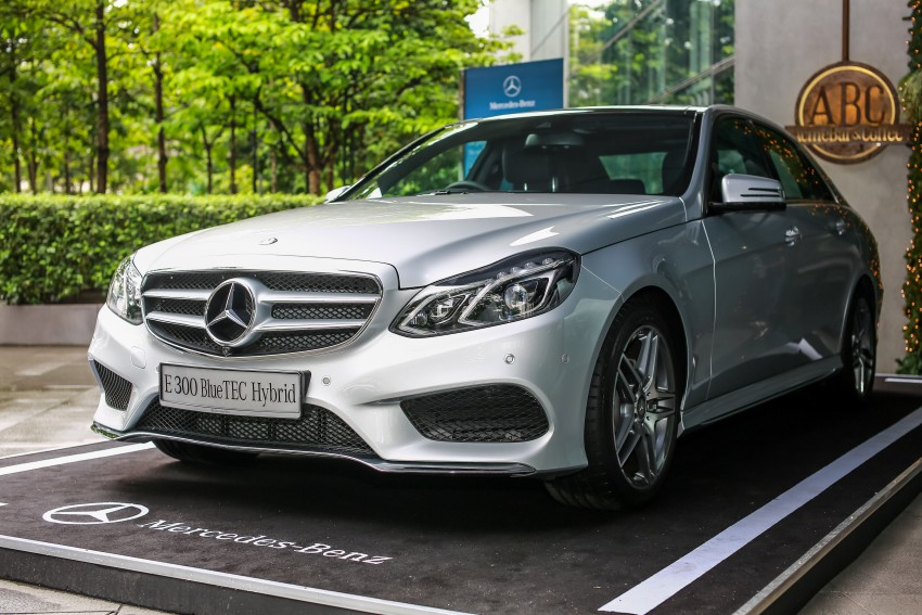 W212 Mercedes-Benz E 300 BlueTEC Hybrid diesel now in Malaysia – CKD locally-assembled, RM348,888 Image #303172