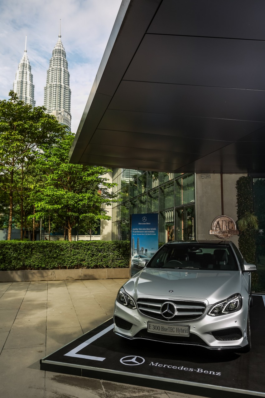 W212 Mercedes-Benz E 300 BlueTEC Hybrid diesel now in Malaysia – CKD locally-assembled, RM348,888 Image #303181