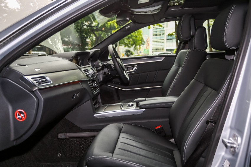W212 Mercedes-Benz E 300 BlueTEC Hybrid diesel now in Malaysia – CKD locally-assembled, RM348,888 Image #303180